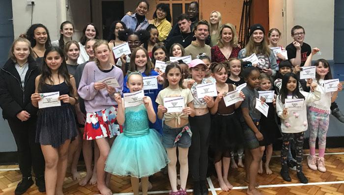 Choreographic Competition & BWA Awards Day